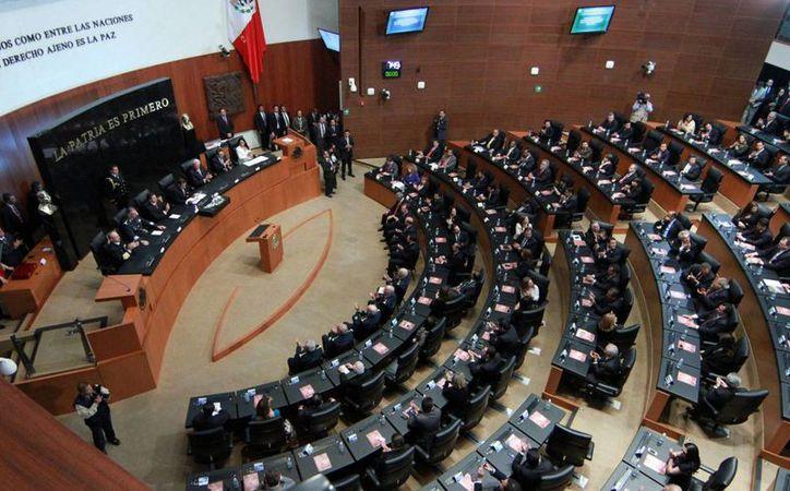 El Senado envió a la Cámara de Diputados la reforma de justicia laboral que contempla la desaparición de las juntas de conciliación y arbitraje. (Archivo/Notimex)