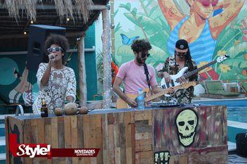 Le Wali-Gunya al ritmo de la música tropical