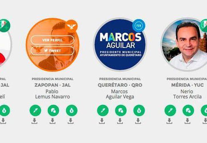El sitio web candidatotransparente.mx se puede consultar la información sobre los bienes y propiedades de Nerio Torres Arcila, candidato del PRI a la Alcaldía de Mérida. (Cortesía)