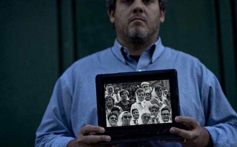 b9354a83f Niños robados durante la dictura de Argentina buscan su verdad ...