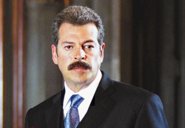 Goyri relevará a Eduardo Santamarina en 'Aventurera'. (www.telenowele.fora.pl/Archivo)