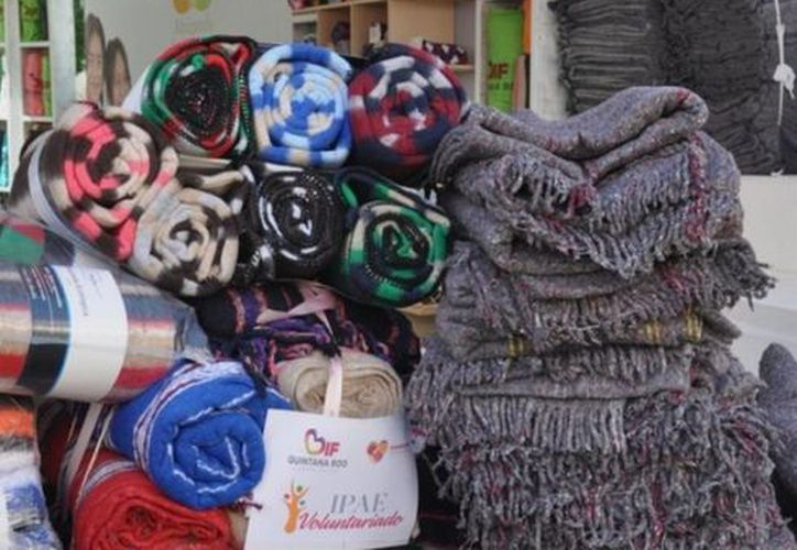 La captación de ropa que se iniciará este 10 de noviembre, busca superar la meta de 50 mil piezas. (Redacción/SIPSE)