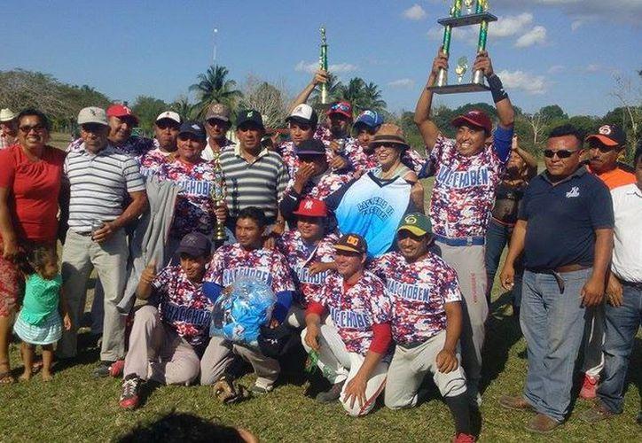 Los ganadores son de la comunidad de Chacchoben. (Miguel Maldonado/SIPSE)