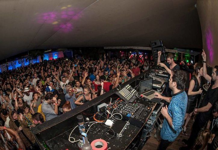 Los organizadores del BPM estiman que han asistido alrededor de 15 mil personas al festival de música electrónica. (Cortesía)