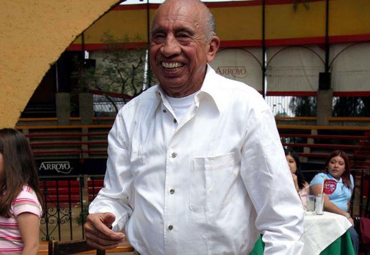 El comediante murió por presunto paro cardíaco, informó Televisa. (Foto: Contexto/Internet)