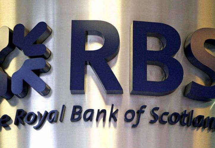 El Royal Bank of Scotland recibió una sanción por 334 millones de dólares por su conducta irregular en el mercado de divisas. (mirror.co.uk)
