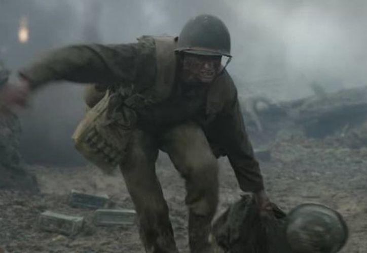 Hacksaw Ridge, nuevo filme de Mel Gibson, llegará a los cines en noviembre. (Captura de pantalla)