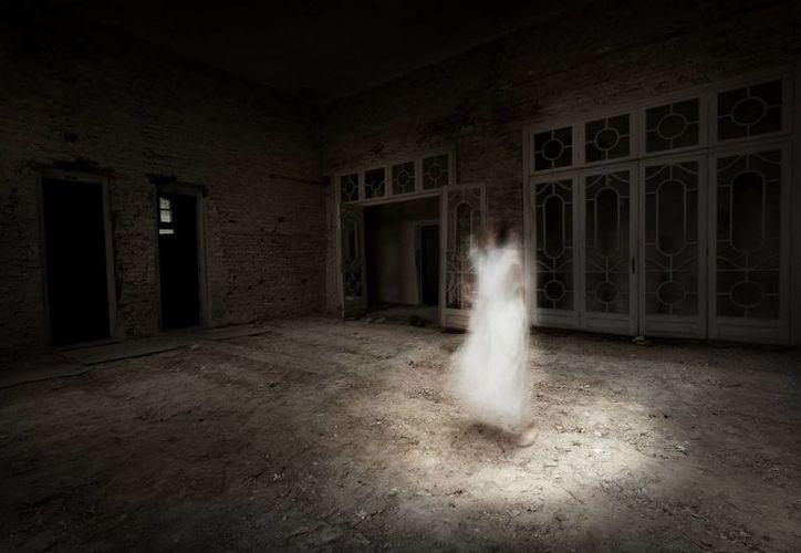 Un señor de 38 asegura que su padre vio a un fantasma en una casa del fraccionamiento Málaga, en Mérida. (Jorge Moreno/Milenio Novedades)