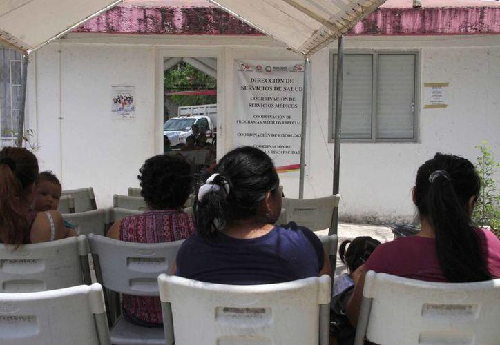 Las atenciones se darán en las instalaciones del Sistema DIF. (Tomás Álvarez/SIPSE)
