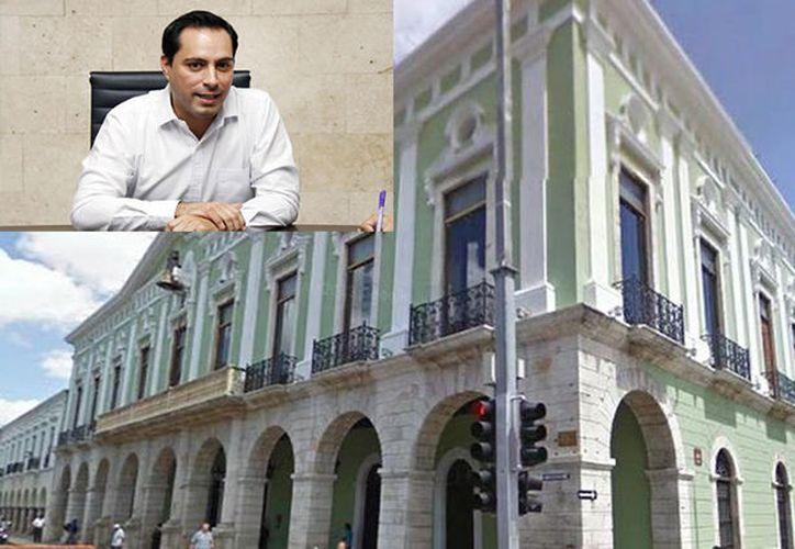 La actual administración confirmó los primeros acercamientos con el gobernador electo Mauricio Vila Dosal. (Especial)