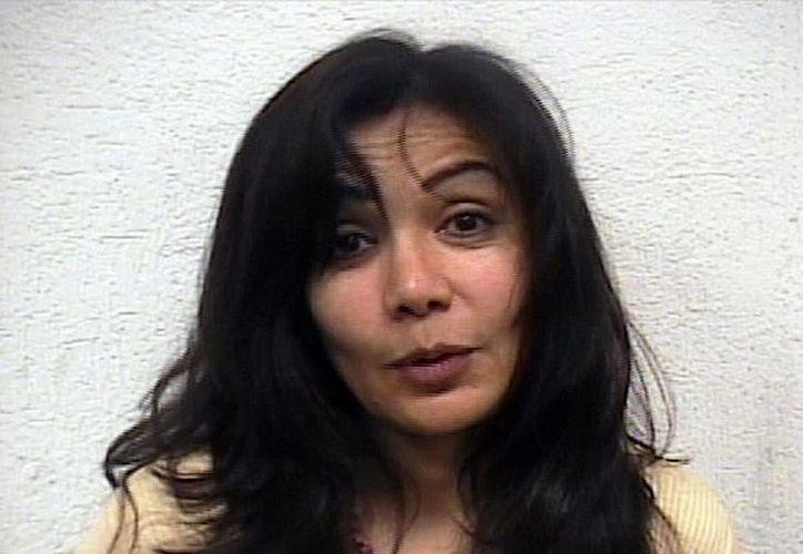 """""""Ávila Beltrán se encuentra en Otero, Texas, en espera de ser repatriada a México"""": PGR. (Internet)"""