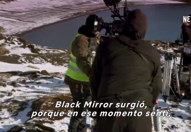 Black Mirror, es una de las series británicas que han acaparado la atención de los amantes de la ciencia ficción. (Contexto/Internet)
