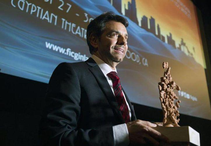 Eugenio Derbez será 'inmortalizado' en el Paseo de la Fama de Hollywood con una estrella. (Archivo EFE)