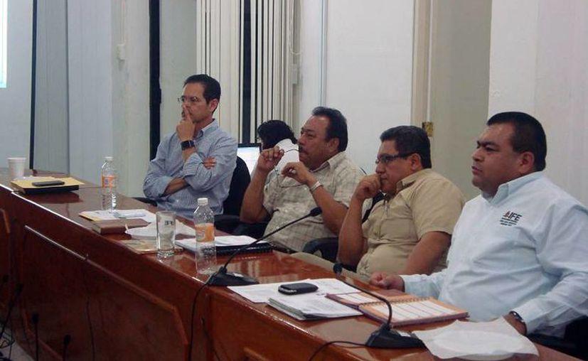 El taller abarcará diferentes temas entre los cuales destacan las fechas para las actividades, los formatos técnicos y necesidades para la certificación. (Juan Palma/SIPSE)