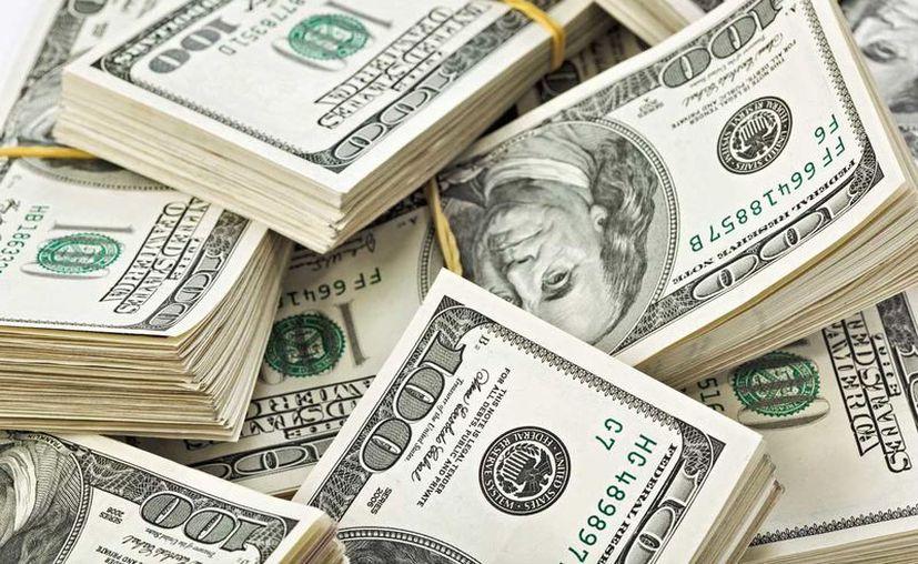 La Bolsa Mexicana de Valores tuvo una ganancia de 1.03 por ciento. (Contexto/Internet).