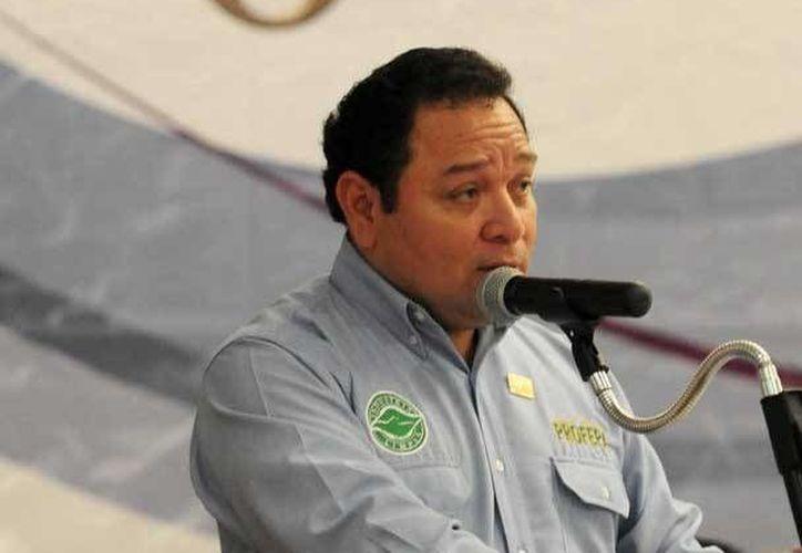 Guy Adrián Piña Herrera fue delegado de la Profepa y ahora es el nuevo titular de la Procuraduría de Protección al Ambiente de Quintana Roo. (Archivo)