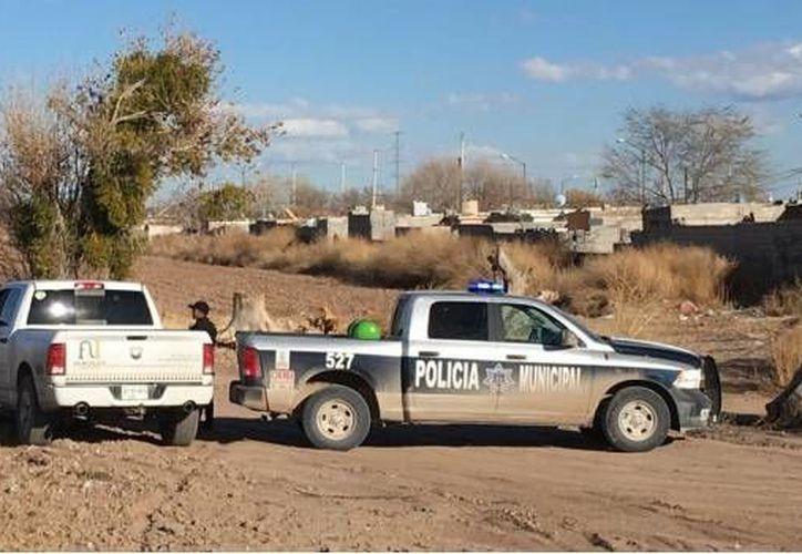 La policía encontró el cuerpo de james en un campo de algodón, tenía casi un mes desaparecido. (Foto: SDP Noticias)