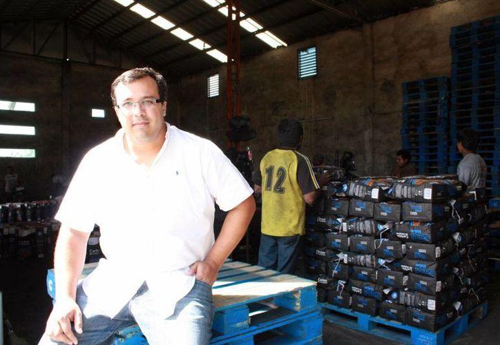 El joven hombre de negocios es licenciado en Administración de Empresas por la Universidad Iberoamericana. (Milenio Novedades)