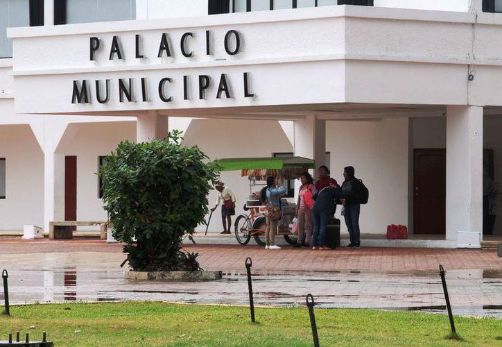 La actual administración municipal de Solidaridad sigue encontrando irregularidades tras el gobierno de Mauricio Góngora. (Octavio Martínez/SIPSE)