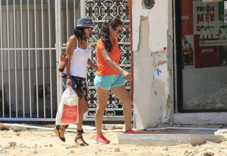 El Índice de Ingreso en Quintana Roo descendió tres posiciones a nivel nacional. (Harold Alcocer/SIPSE)