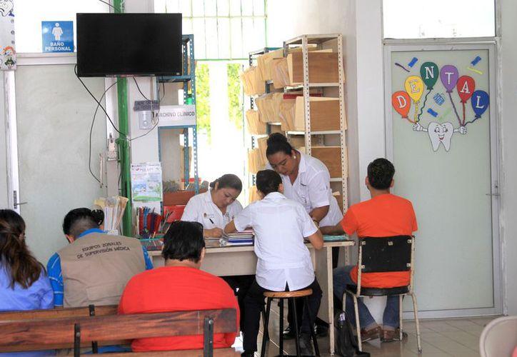 En tres etapas se implementará el Sistema de Atención y Capacitación Médica Especializada a Distancia. (Joel Zamora/SIPSE)
