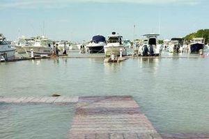 Sube la marea en la costa yucateca