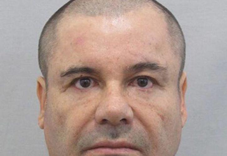 Joaquín El Chapo Guzmán fue detenido este viernes, durante un operativo de la Marina Armada de México y la Policía Federal. La imagen es de archivo. (AP)