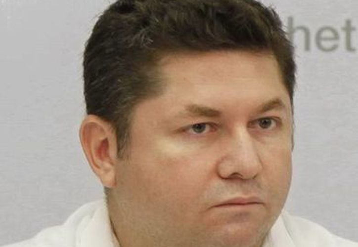Luis Carlos Rodríguez Hoy, Coordinador general de Protección Civil en el Estado. (Redacción/SIPSE)