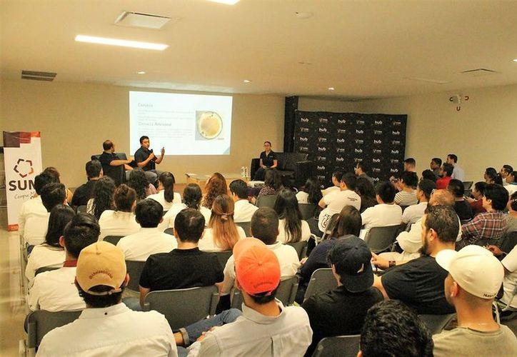 (Facebook: HUB Yucatán - Instituto Yucateco de Emprendedores)