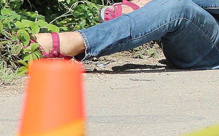 La fotógrafa Bárbara McClatchie Andrews fue asesinada en Yucatán, y su cadáver apareció a la vera de la carretera Mérida-Cancún. (Aldo Pallota/SIPSE)