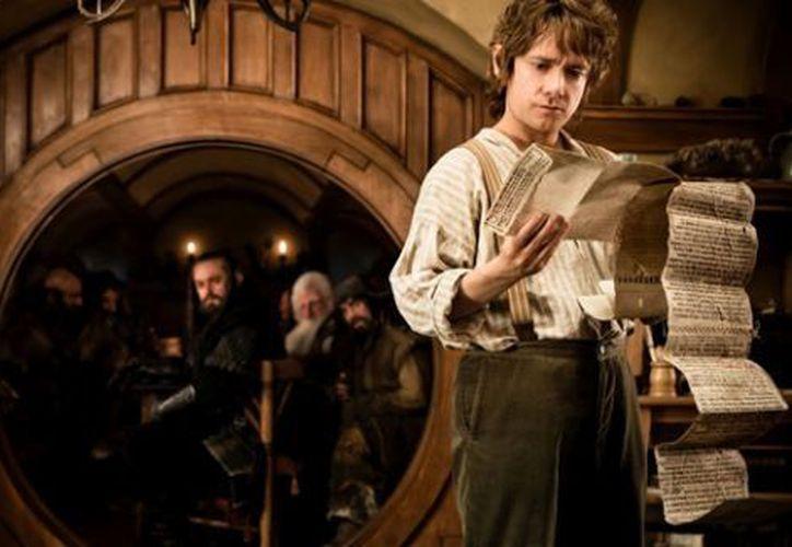 """A 10 días de su estreno en EU, """"The Hobbit"""" ha recaudado 149.9 millones de dólares. (Agencias)"""