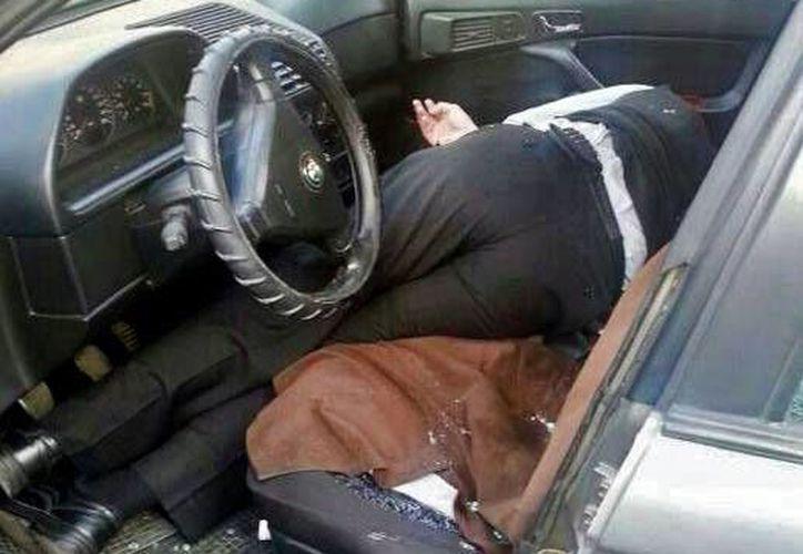 Luego del asesinato del líder religioso Saad el Deen Ghiyeh se teme que haya un repunte de violencia. (Agencias)