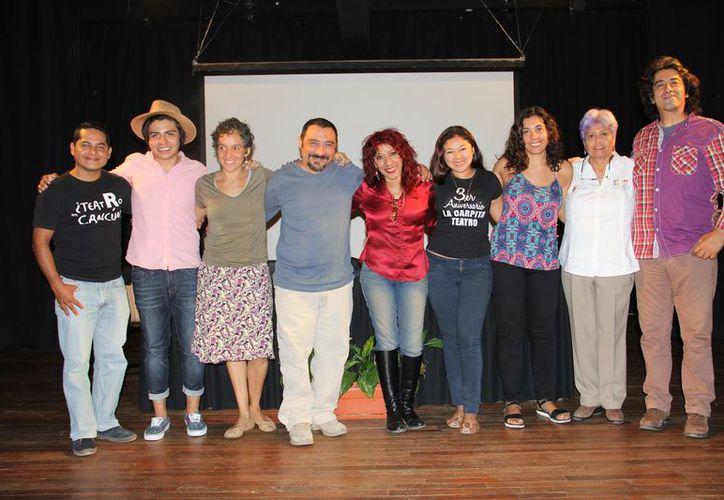 Del 25 al 27 de marzo Cancún tendrá un 'maratón teatral'. (Alejandra Flores/SIPSE)