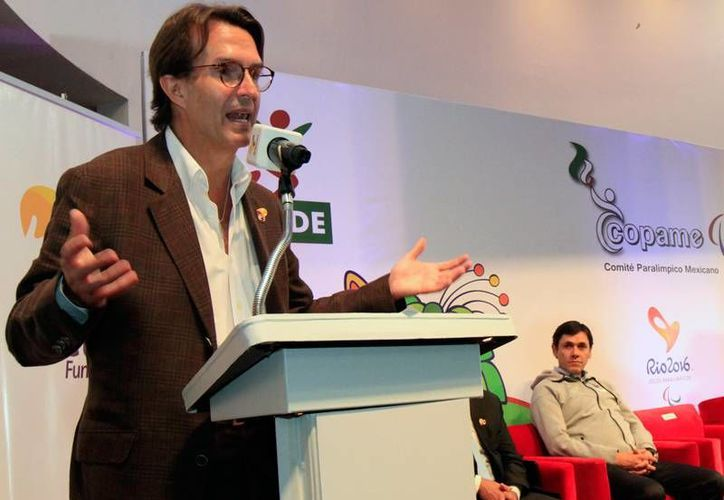 Fernando Landeros, presidente de la Fundación Teletón, asegura que la crisis en 22 centros de rehabilitación, se debe no sólo a la falta de donaciones sino también a al incumplimiento de los gobiernos locales. (Archivo/NTX)