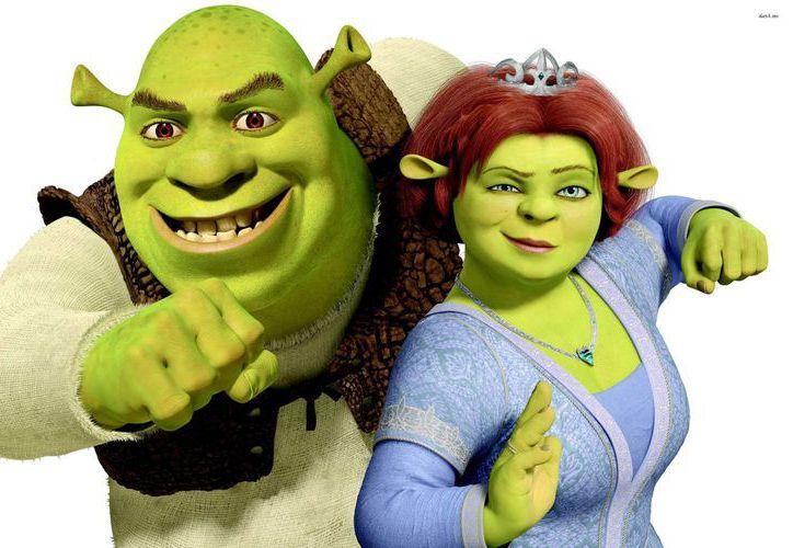 Shrek y Fiona proyectaron un equilibrio de género a los niños. (wallpichd.com)