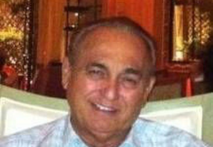 El señor Hidalgo Alfonso Jiménez Ruiz falleció ayer de manera repentina a la edad de 73 años. (Milenio Novedades)