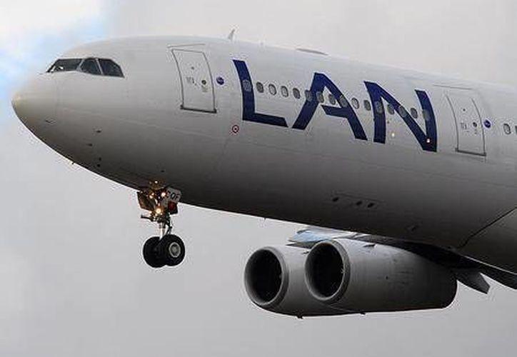 En el segundo trimestre de 2014 LAN Colombia movilizó cerca de 110 mil pasajeros a destinos internacionales. (Foto de Contexto/Internet)