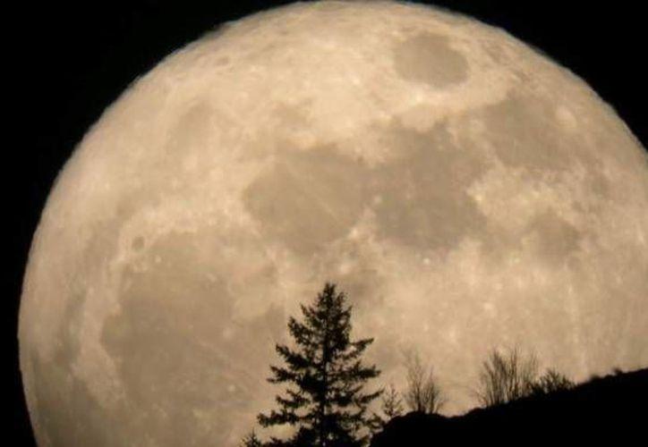 La luna llena no volverá a estar tan cerca de la Tierra hasta el 25 de noviembre de 2034. (Contexto/Internet)