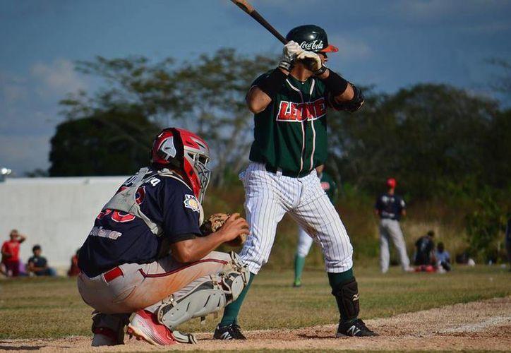 Leones de Yucatán perdió su primer juego de pretemporada ante los Piratas de Campeche. (Marco Moreno/ Milenio Novedades)