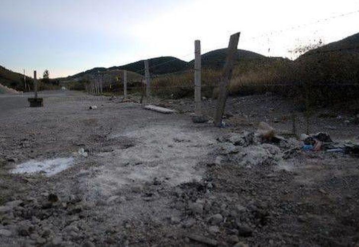 Apenas el viernes fueron encontrados 11 cadáveres calcinados en Chilapa. (Milenio)