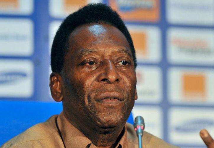 Hace un tiempo, Pelé fue operado de la cadera y la columna. (Foto: Contexto)