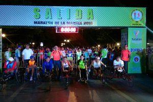 Maratón del Día de la Marina 2016