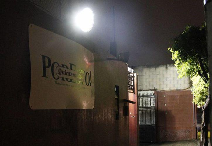 Mario Renato Menéndez Cámara falleció en las instalaciones de la casa editorial. (Eric Galindo/SIPSE)