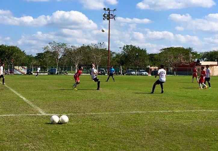 Imagen del partido entre Venados Newell's y Tuzos de la García Ginerés, donde los astados lograron la victoria. (Milenio Novedades)