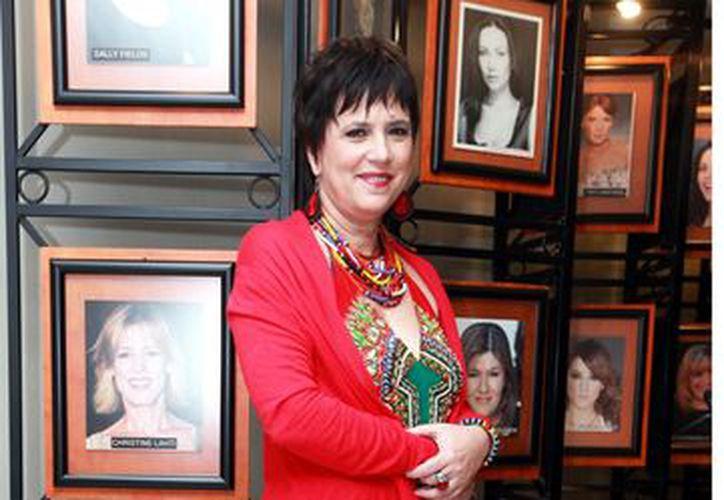 Eve Ensler, autora de Los Monólogos de la Vagina. (Agencia Reforma)
