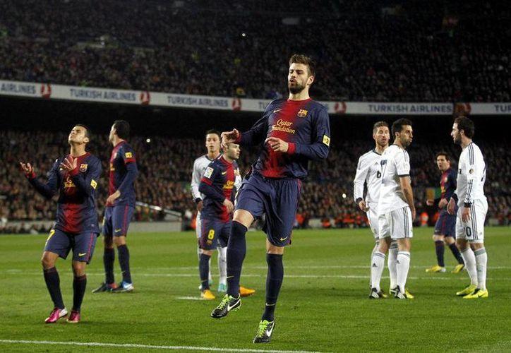 Gerard Piqué fue reportado por el Comité Técnico de Árbitros por su comportamiento y declaraciones en el último partido contra el Real Madrid. (barcacentral.com)