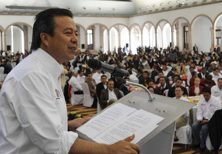 Camacho asegura que las reformas de Peña Nieto darán fuerza al país. (pri.org.mx)