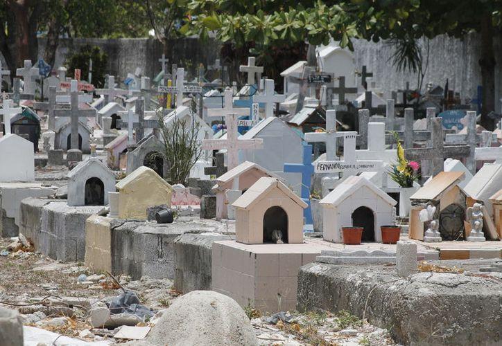 Las autoridades han identificado al menos mil 500 bóvedas abandonadas e irregulares. (Redacción)