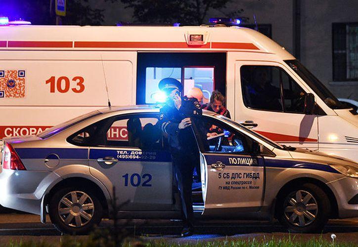 Las personas que fueron heridas cerca de la Plaza Roja se encuentran graves. (Foto: RT)