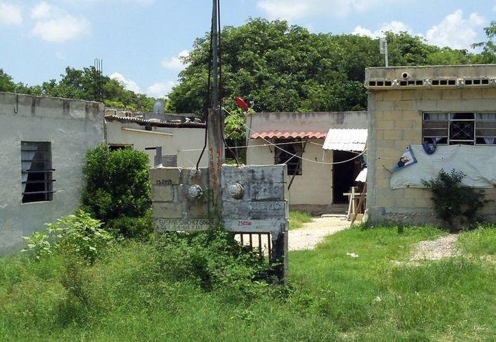 El programa otorga apoyos para mejorar las viviendas. (SIPSE)
